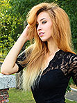 Single Ukraine women Alina from Donetsk