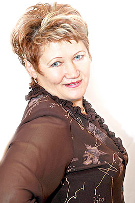 Ukraine bride  Irina 61 y.o. from Melitopol, ID 40011