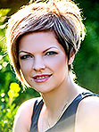 Russian bride Anna from Zaporozhye