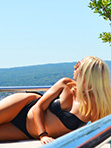 Single Ukraine women Elena from Uzhgorod