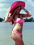 Single Ukraine women Arina from Kharkov