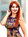 Single Ukraine women Svetlana from Kharkov