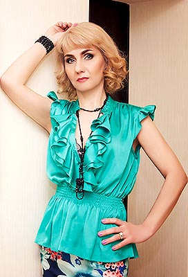 Ukraine bride  Anna 50 y.o. from Lugansk, ID 87407