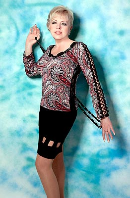 Ukraine bride  Galina 66 y.o. from Nikolaev, ID 55480